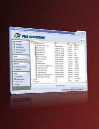 fileshredder removes any file from your computer